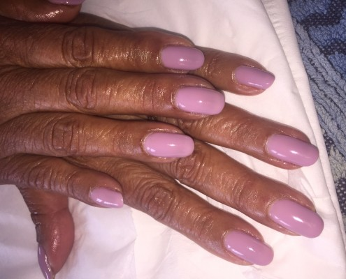 Lilac Gel Polish