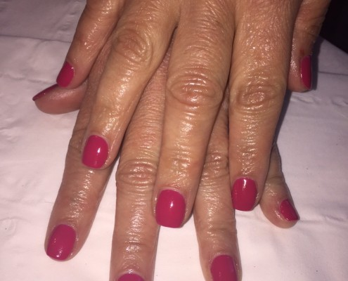 Pink Gel Colour